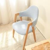 家用簡約鏤空椅套椅墊套裝椅背彈力通用餐椅辦公椅子套罩北歐風格