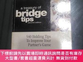 二手書博民逛書店(橋牌書)a罕見treasury of bridge tipsY455453 埃迪 坎特 未詳 出版2002