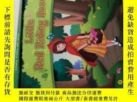 二手書博民逛書店Little罕見Red Riding Hood(英文立體書)Y2