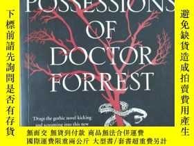 二手書博民逛書店The罕見Possessions of Doctor Forre