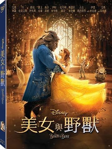 【停看聽音響唱片】【DVD】美女與野獸