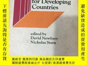 二手書博民逛書店The罕見Theory of Taxation for Developing CountriesY189406
