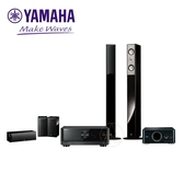 YAMAHA NS-210 5.1聲道家庭劇院組 (RX-V4A+NS-F210+NS-PB210+FSW050)