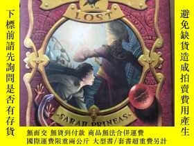 二手書博民逛書店The罕見magic thief lostY6886 Sarah