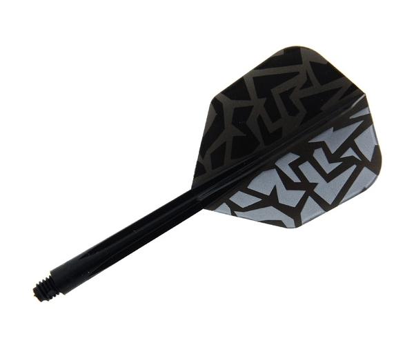 【CONDOR】CRACK small long black 鏢翼 DARTS