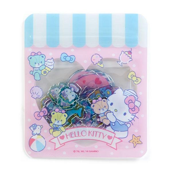 日本kitty貼紙行事曆貼裝飾貼熊205143通販屋