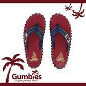 【Gumbies 澳洲 夾腳防滑人字拖《紅色》】8GB01CT/康沛斯/防滑/輕量/舒適/拖鞋/夾腳拖★滿額送