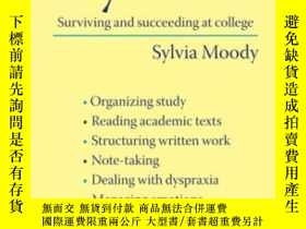 二手書博民逛書店Dyslexia:罕見Surviving And Succeed