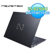 NEXSTGO|NS14N1TW 14吋輕薄商用筆電 黑色 【贈威秀電影序號-1月中簡訊發送】
