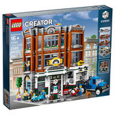 LEGO 樂高 Creator 創意系列 10264 轉角修車廠 【鯊玩具Toy Shark】