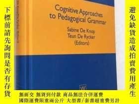 二手書博民逛書店Cognitive罕見Approaches to Pedagog