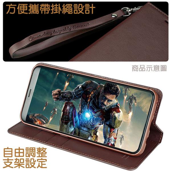 【Hanman】Xiaomi Redmi 7 紅米7 6.26吋 真皮皮套/翻頁式側掀保護套/側開插卡手機套