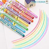 36色可擦旋轉蠟筆兒童安全無毒可擦
