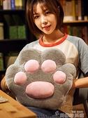 卡通暖手抱枕被子兩用女生辦公室午睡枕頭神器手捂插手學生可愛 韓國時尚週 免運 LX