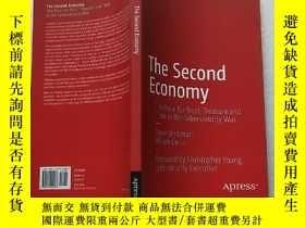 二手書博民逛書店The罕見Second Economy 小16開【內頁乾淨】Y1