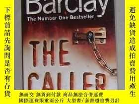 二手書博民逛書店英文原版罕見The Caller by Alex Barclay
