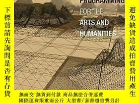 二手書博民逛書店Exploratory罕見Programming For The Arts And HumanitiesY25
