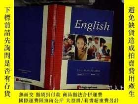 二手書博民逛書店english罕見course level 1 book 2Y1