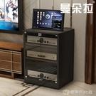 曼朵拉 尊享版音響機櫃功放機櫃功放機架設...