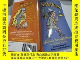 二手書博民逛書店william s罕見haunted house and other stories威廉的鬼屋和其他故事Y21