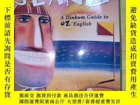 二手書博民逛書店The罕見Penguin Book of Australian Slang【以圖為準 】A6637Y8620