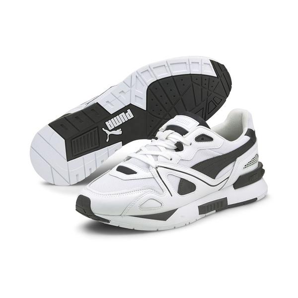 PUMA Mirage Mox Core 男款黑白色運動慢跑鞋-NO.38045903