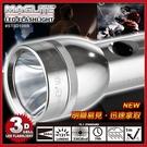 MAG-LITE 3D CELL LED手電筒-銀色#ST3D106R【AH11062】99愛買小舖