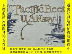 二手書博民逛書店(乙3824)《THE罕見PACIFIC FLEET THE U