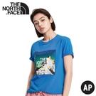 【The North Face 吸排短袖...