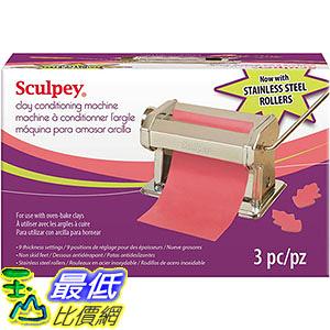 [106美國直購] Sculpey AS2174 Clay Conditioning Machine 美國土粘土工具 公仔製作