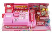 【卡漫城】 Hello Kitty 電動 收銀機 ㊣版 扮家家酒 遊戲組 購物 賣場 刷卡機 收銀台 音效
