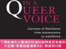 二手書博民逛書店In罕見A Queer VoiceY255174 Michael Sadowski Temple Univer