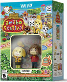 WiiU Animal Crossing: amiibo Festival Bundle 動物之森 amiibo 慶典(美版代購)
