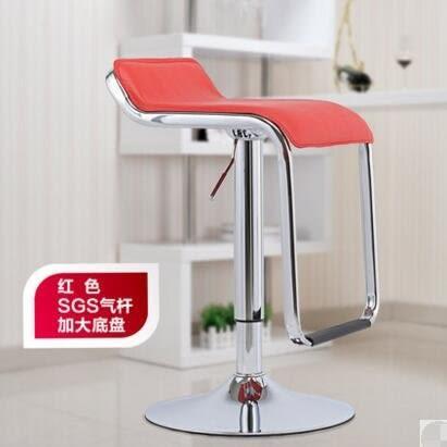 酒吧椅吧臺椅升降吧臺凳吧凳前臺收銀高腳椅子時尚簡約升降椅9(主圖款)
