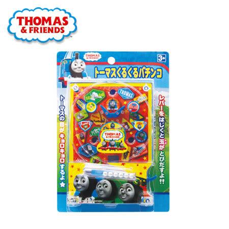 日貨尾上萬 湯瑪士小火車彈珠台玩具 彈珠檯玩具 柏青哥 玩具 THOMAS 小火車