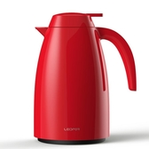 保溫壺家用玻璃內膽大容量保溫暖水壺歐式開水熱水瓶大號1.5L