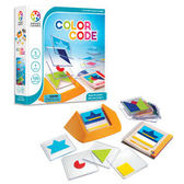 【SMART GAMES】顏色密碼 色塊大挑戰 桌上遊戲