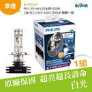 LED汽車改裝 PHILIPS-H4-L...