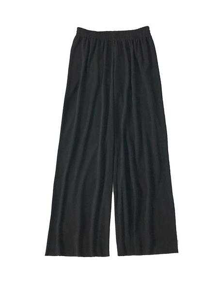 棉麻寬褲 冰絲闊腿褲女夏季薄2021年新款寬松高腰顯瘦休閑褲垂感直筒褲子潮 歐歐