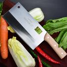 高密李進菜刀家用廚房超鋒利廚師刀切肉切菜切片刀具手工鍛打 流行花園