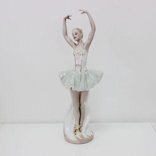 家居裝飾品擺設 歐式瓷人 芭蕾