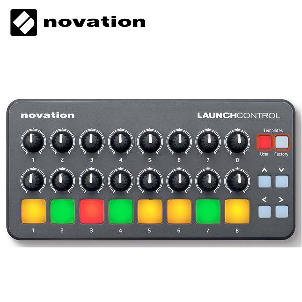 小叮噹的店- MIDI 控制器 Novation Launch Control
