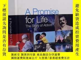 二手書博民逛書店A罕見Promise for Life The Story of