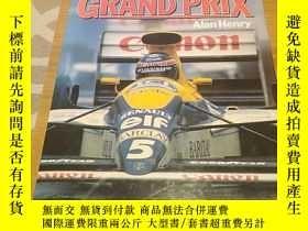 二手書博民逛書店History罕見of Grand Prix CY144640