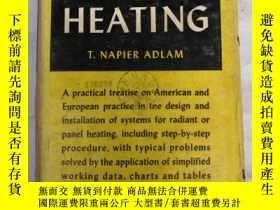 二手書博民逛書店radiant罕見heating(H1761)Y173412 T