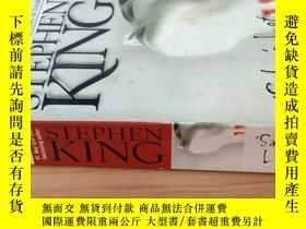 二手書博民逛書店Stephen罕見King: Salem s Lot 英文原版書Y20113 Stephen King Poc