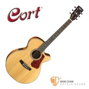 Cort L100F 可插電民謠吉他【Cort品牌/L-100F】