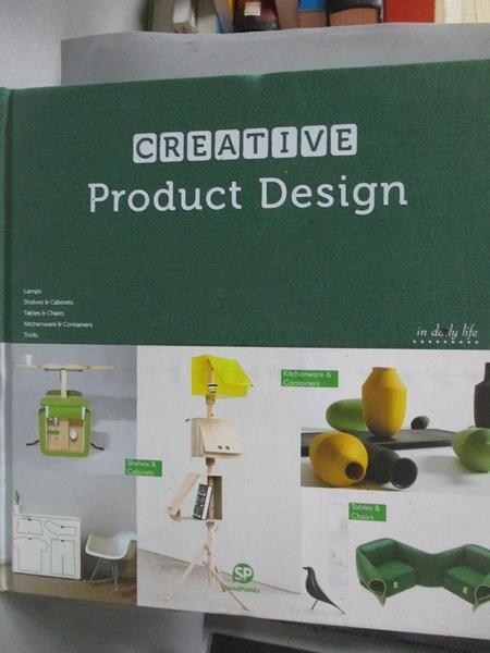 【書寶二手書T2/廣告_YAP】Creative Product Design_Send Points