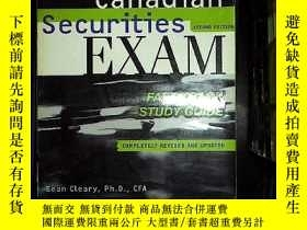 二手書博民逛書店ANADIAN罕見SECURITIES EXAM FAST-TR