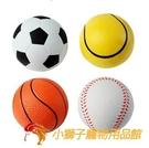 4個裝 狗狗玩具球貓咪互動玩具犬寵物訓練橡膠實心球【小獅子】